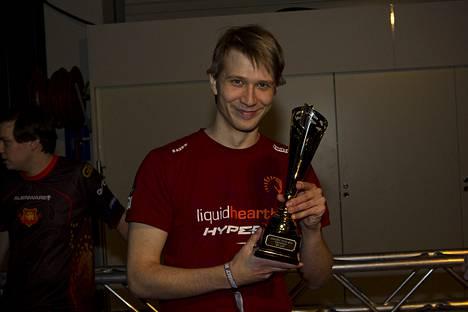 Mikkonen sijoittui kolmanneksi kovatasoisessa Assembly Winter 2015 -turnauksessa