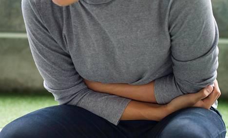 Turvotus ja ilmavaivat sekä niihin liittyvä kipu ovat IBS:n yleisin oire.