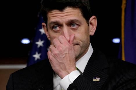 Paul Ryan on saanut haukkuja Twitterissä.
