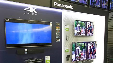 4K on tärkeimpiä iskusanoja televisiokaupassa.