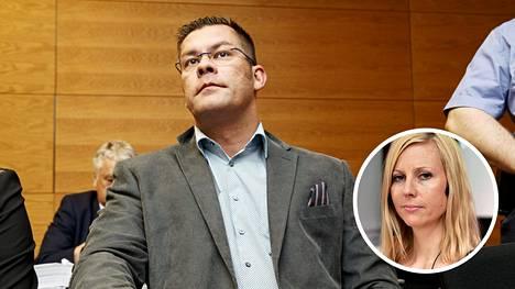 Toimittaja Jessikka Aron vastausta Ilja Janitskinin (kuvassa) ja Johan Bäckmanin valituksiin sekä Aron omaa vastavalitusta ryhdytään käsittelemään Helsingin hovioikeudessa maanantaina 21. lokakuuta.
