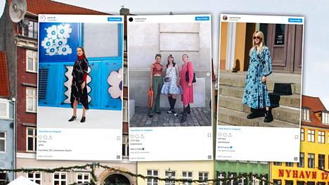 Marimekko esitteli kevään 2021 vaatemallistonsa digitaalisesti Kööpenhaminan muotiviikolla. Digitaalisten muotinäytösten lisäksi muotia oli esillä myös Tanskan pääkaupungin kaduilla, kun muotivaikuttajat esittelivät tyylejään.