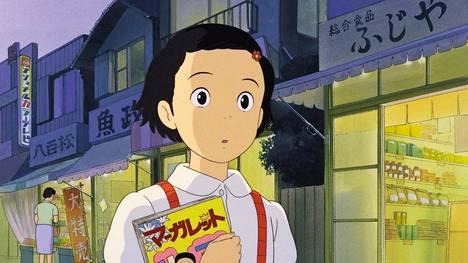 Taeko palaa muistoissaan lapsuuteensa.