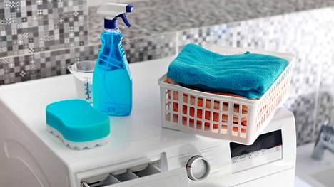 Vaatteiden pesuohjeiden lukeminen kannattaa.