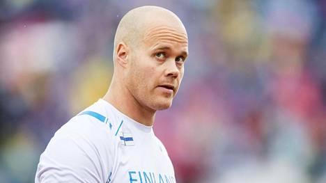 David Söderberg ei pysty kilpailemaan Kalevan kisoissa.