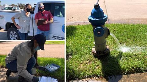 Texasin osavaltiossa Yhdysvalloissa kahdeksan kaupungin asukkaita varoitettiin vedenjakelusta löytyneestä aivoja syövästä amebasta.