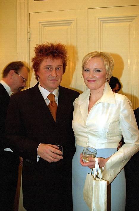 Tommi Läntinen Mirja Ikonen
