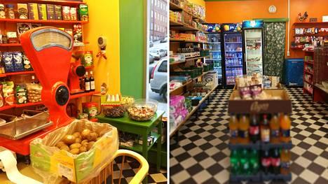Lähellä Helsingin keskustaa on ruokakauppa, joka on kuin hyppy menneeseen: kuvat paikasta, jollaisia ei juuri enää ole