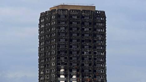 Grenfell Towerin palo oli Britannian tuhoisin tulipalo sataan vuoteen.