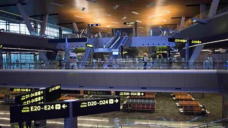 Dohan lentokenttä.