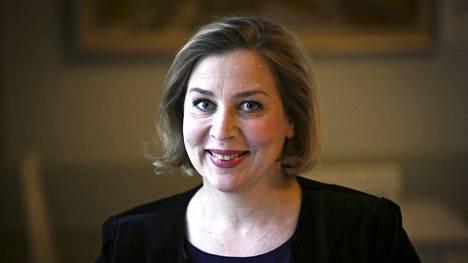 Tytti Yli-Viikari on parhaillaan pidätettynä VTV:n pääjohtajan tehtävistään. Kuva on vuodelta 2019.