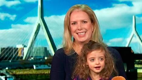 Liz Smith adoptoi Giselen virallisesti viime lokakuussa.