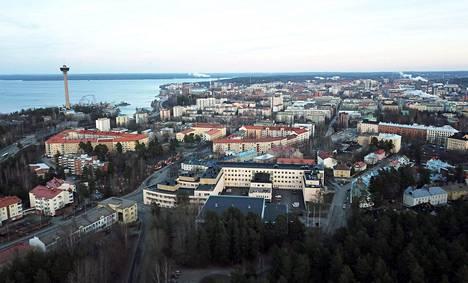 Tampere ei ole onnistunut vähentämään viivästyskorkomenoja.