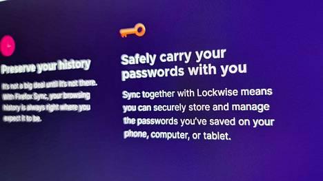 Firefoxin Lockwise-salasanamanageri varoittaa nyt salasanojen kierrättämisestä.