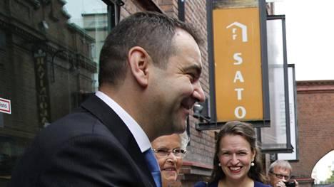 52-vuotias Atanas Aleksovski on kuulunut pitkään Tampereen johtaviin poliitikkoihin.