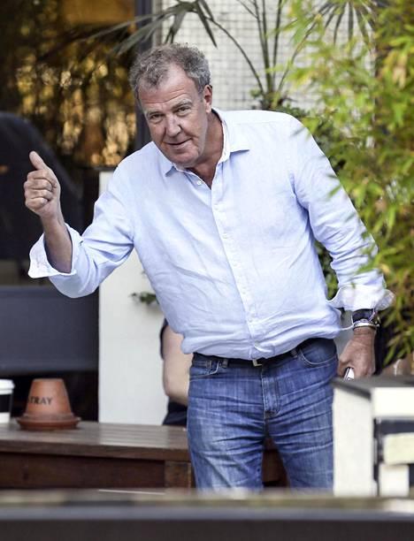 Jeremy Clarksonin rekisteritunnus aiheutti paljon mielipahaa Argentiinassa.