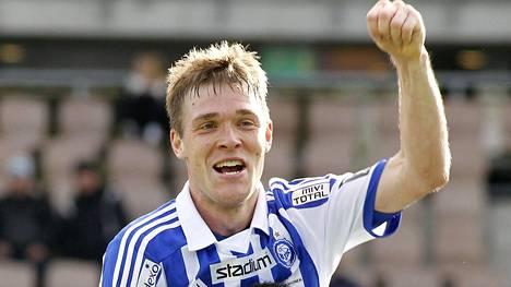 Veli Lampi ei ole jatkamassa uraansa HJK:n riveissä.