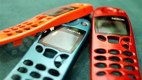 Yksi Nokian neronleimauksista oli vaihdettavat värikuoret.
