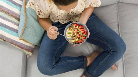 Mitä tehokkaampi dieetti, sitä kovempi nälkä.