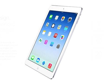 Jo julkaistu iPad Air.