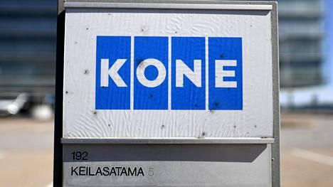 Hissi- ja liukuporrasyhtiö Kone Oyj:n pääkonttori Espoossa.