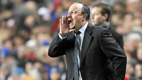 Rafa Benitez tarvitsee kipeästi voittoja.