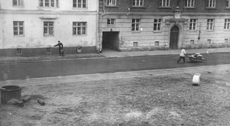 Helsingin rikospoliisi löysi Temppelikadulla sijainneen verstaan ja sen salahuoneen lasten kertomusten ansiosta.