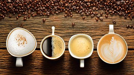 Suurin osa erikoiskahveista valmistetaan espressosta.