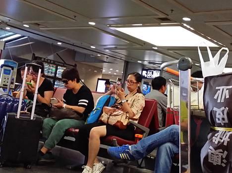 Kiinalaiset ovat älypuhelimien suurkäyttäjiä.