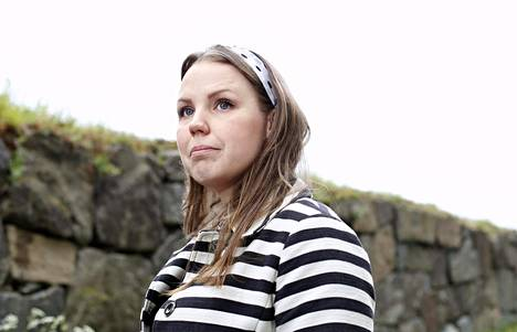 Saara Jantunen on sotatutkija.