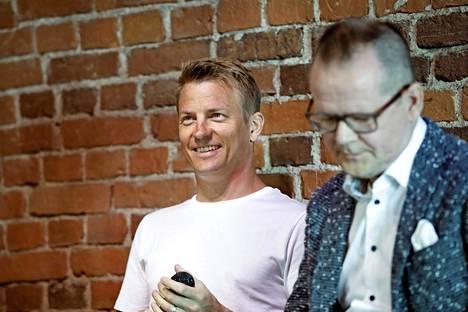 Kimi Räikkösen elämäkerta julkaistiin viime vuoden elokuussa.