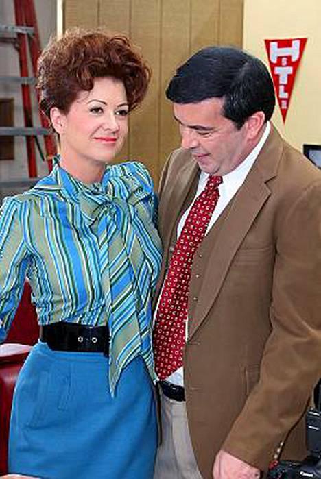 Richien vanhemmatkin näkyvät elokuvassa.