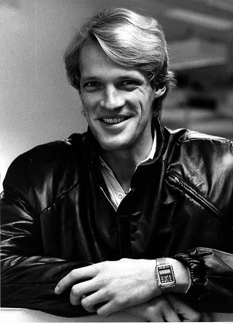Muistatko hänet? Jan Åkerström huippumallina.
