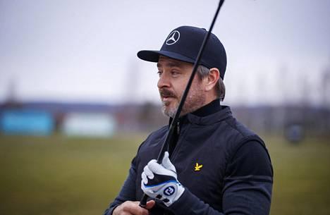 Mikko Korhonen aloitti Euroopan-kiertueen suomalaisista selvästi vahvimmin. Kuva Nokia River Golfin kentältä viime keväältä.