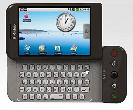 Googlen käyttöjärjestelmää käyttävä G1-puhelin tulee myyntiin USA:ssa ja Britanniassa lähiviikkoina.