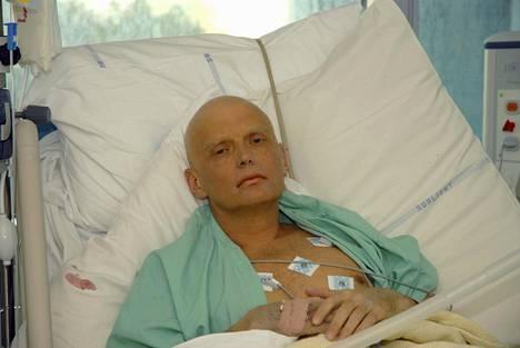 Aleksandr Litvinenkon tuskainen kuolema radioaktiivisen poloniumin uhrina tapahtui Britanniassa vuonna 2006. Myrkytystä pidetään Venäjän kostona loikkariagentille.