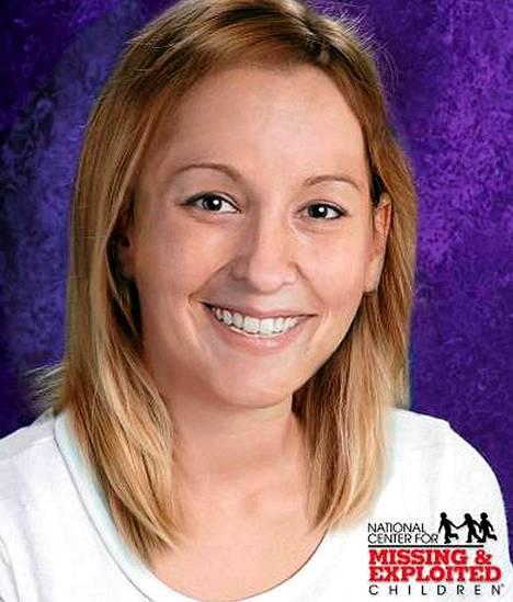 2003 16-vuotiaana kadonneen Amanda Marie Berryn kuva muokattuna näyttämään, miltä hän näyttäisi 26-vuotiaana.