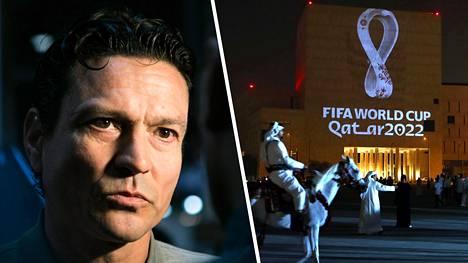 Suomen kaikkien aikojen jalkapalloilija Jari Litmanen kehui viikonloppuna Qatarissa järjestettävien jalkapallon MM-kisojen järjestelyjä.