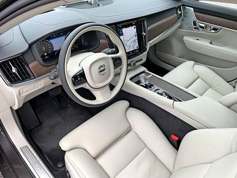 Volvon Varustetasot