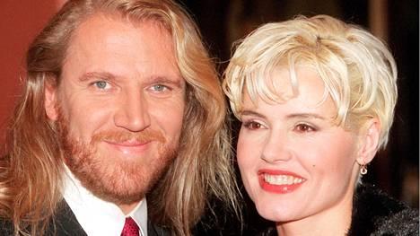Renny Harlinin ja Geena Davisin liitto kesti viisi vuotta.