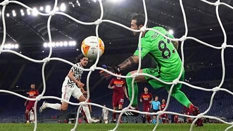 Manchester United kohtaa Eurooppa-liigan finaalissa Villarrealin