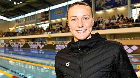 """Ruotsalainen olympiavoittaja vieraili ensi kertaa Suomessa – kertoi rajusta arjestaan: """"Olen aina harjoitellut miesten kanssa"""""""