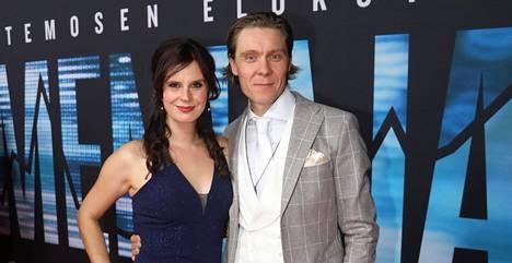 Tuukka Temonen ja vaimo Olga Temonen tekevät elokuvansa yhteisen tuotantoyhtiön Optiparin kautta.