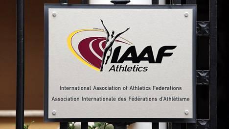 IAAF on lahjusskandaalin kourissa.