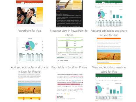 Microsoft avaa toimistosovelluksiaan saadakseen ne mahdollisimman monen käyttäjän työkaluiksi.