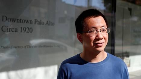 TikTokia kehittävän ByteDancen toimitusjohtaja Zhang Yiming ei luota Yhdysvaltojen hallinnon puheisiin.