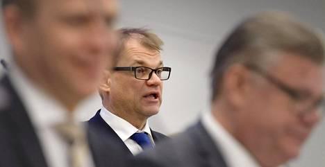 Juha Sipilän hallitus on toiminut nyt kaksi vuotta.
