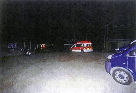 Ambulanssimiehistö ei onnistunut pelastamaan tytön henkeä.