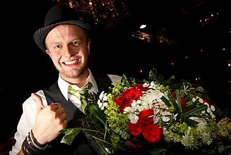 Pasi Vainionperä voitti Iskelmäartisti 2009 -kilpailun.