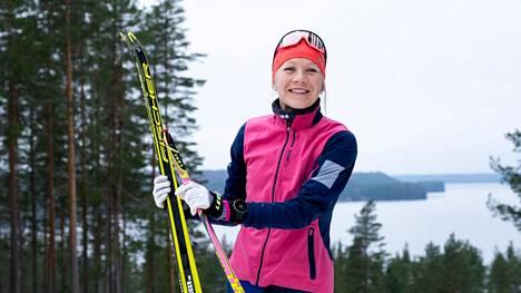 Kaisa Mäkäräinen näkyy Ylen kanavilla myös ensi talvena.